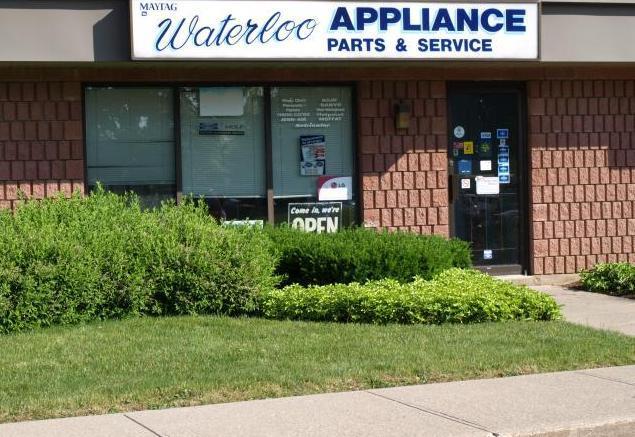 Waterloo Appliance Parts & Service Repair -- Kitchener Waterloo ...